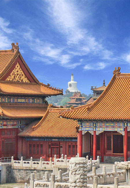 Visit the capital of China — Beijing