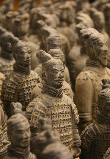 Explore the history of the Terracotta Warriors